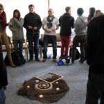 Zu Hause sterben - Religionsunterricht in der GTA-O (Foto: bkbb | Schwake)