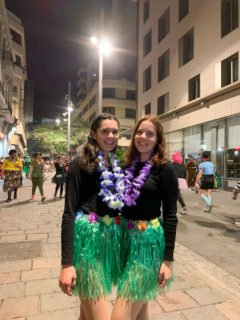 Karneval auf Teneriffa im Frühjahr 2020. Foto: privat